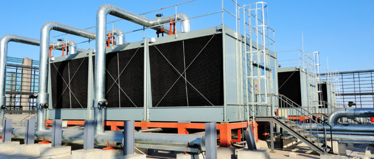 Cooling Tower Water Management Programs
