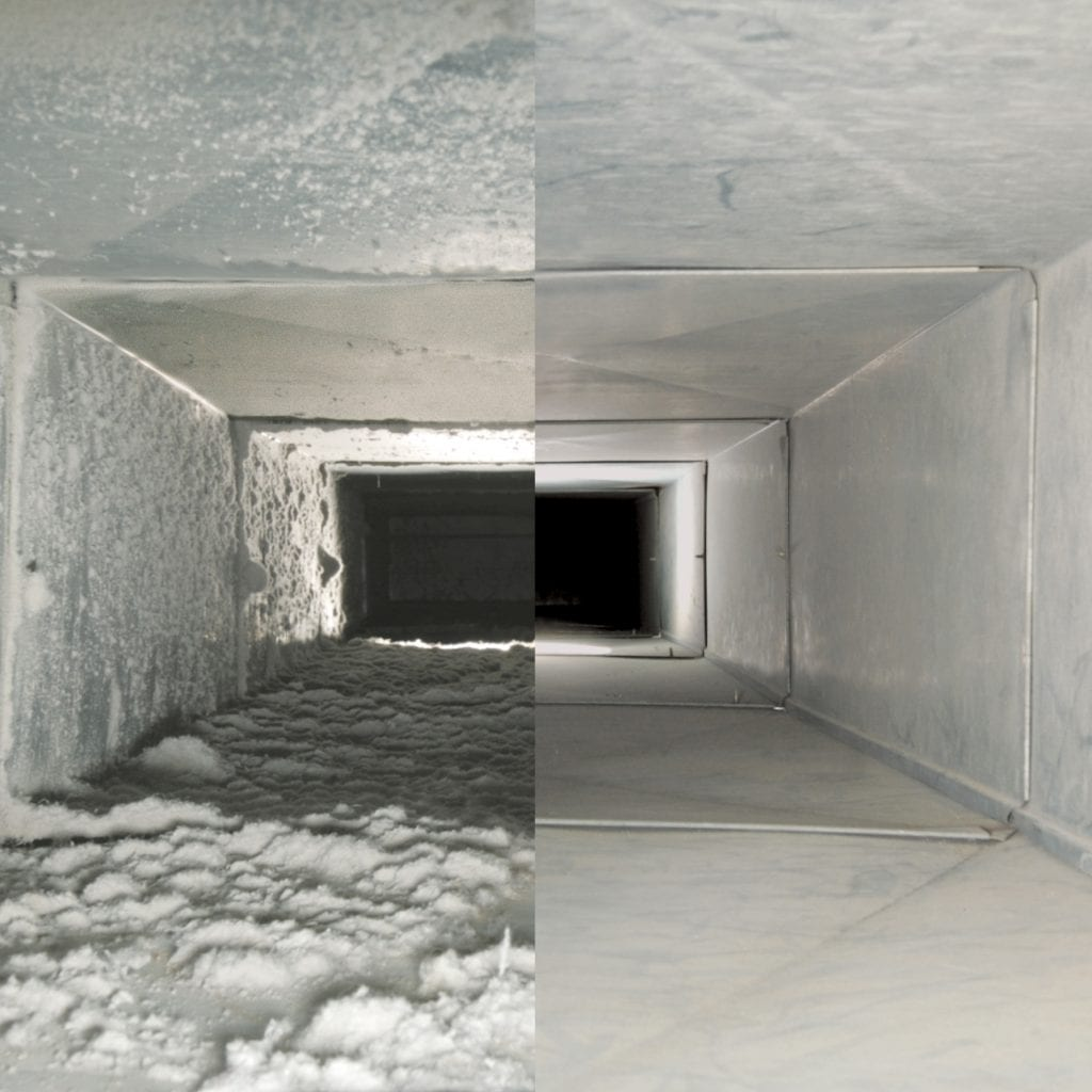 Cleaning Air Vents In Your House