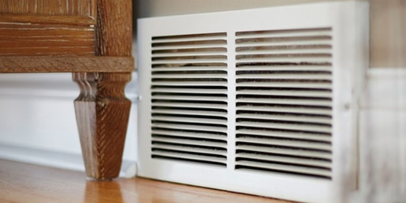 How to Clean Air Vents In a House